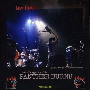 Tav Falco & The Unapproachable Panther Burns ‎– Administrator Blues 7""