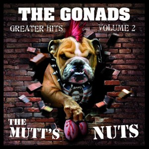 GONADS – Greater Hits Volume 2: The Mutti's Nuts LP