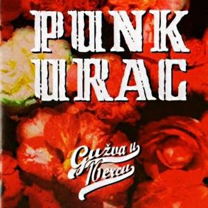 GUŽVA U 16-ERCU - Punk urac CD