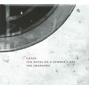 CRASS - Ten Notes On a CD BOX SET