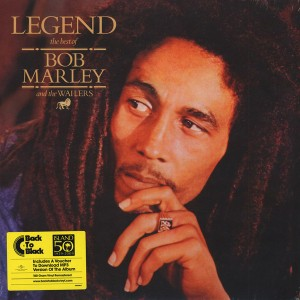 MARLEY, BOB AND THE WAILERS – Legend - The Best Of Bob Marley And The Wailers LP