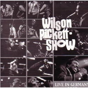 PICKET, WILSON ‎– Live In Germany 1968 LP