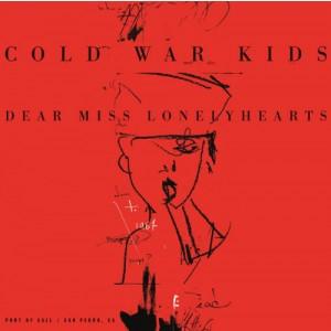 COLD WAR KID - Dear Miss Lonelyheart LP
