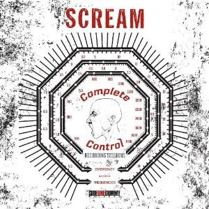 SCREAM - Complete Control Recording Sessions 10""