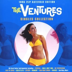 VENTURES – Singles Collection 2LP