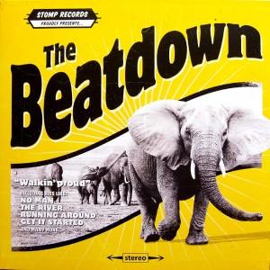 BEATDOWN – Walkin' Proud LP