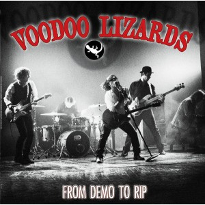 VOODOO LIZARDS / TORONTO DRUG BUST – From Demo To Rip / Live From Helsinki LP