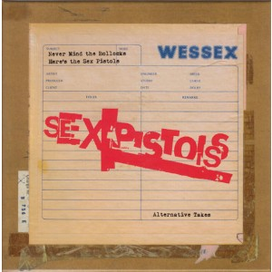 SEX PISTOLS - Never Mind the Bollocks 7""