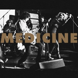 MEDICINE – In Session LP