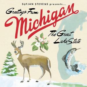 STEVENS, SUFJAN – Greetings From Michigan The Great Lake State 2LP