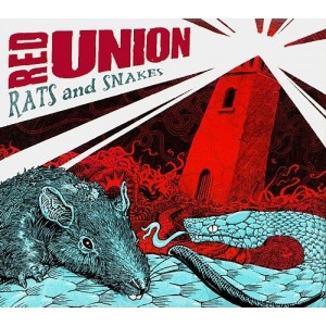 RED UNION - Rats And Snakes CD