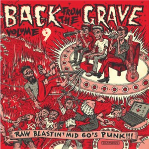 V/A ‎– Back From The Grave Volume 9 LP