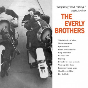 EVERLY BROTHERS – The Everly Brothers LP