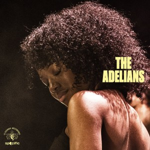 ADELIANS - The Adelians LP