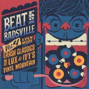 VARIOUS - Beat From Badsville Volume 4 2LP