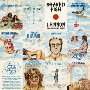 LENNON, JOHN / PLASTIC ONO BAND - Shaved Fish LP