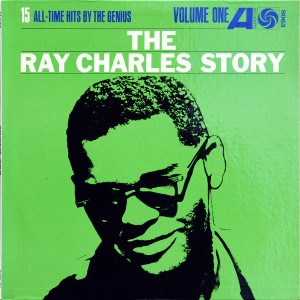 CHARLES, RAY ‎– The Ray Charles Story (Volume One) LP
