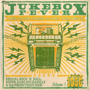 V/A ‎– Jukebox Fever Volume 1: 1956 10""