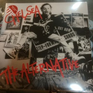 CHELSEA - The Alternative 2LP