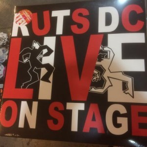 RUTS DC - Live On Stage 2LP