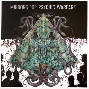 MIRRORS FOR PSYCHIC WARFARE ‎– s/t LP