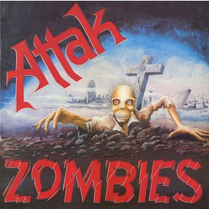 ATTAK ‎– Zombies LP