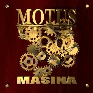 MOTUS VITA EST – Mašina LP