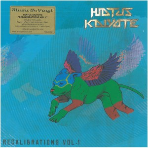 HIATUS KAIYOTE  ‎– Recalibrations Vol.1 10""