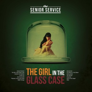 SENIOR SERVICE  ‎– The Girl In The Glass Case LP