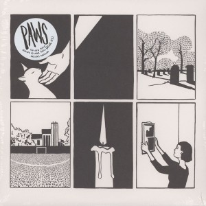 PAWS – No Grace LP