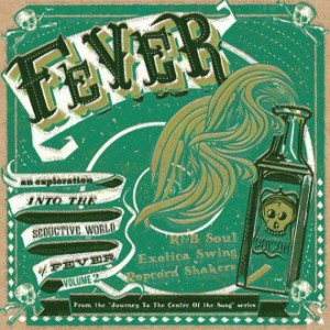 V/A  ‎– Fever - An Exploration Into The Seductive World Of Fever Volume 2 10""