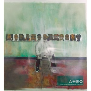AFRO-HAITIAN EXPERIMENTAL ORCHESTRA – s/t LP