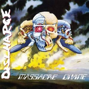 DISCHARGE – Massacre Divine LP