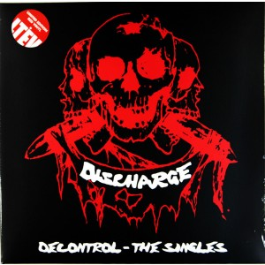 DISCHARGE – Decontrol - The Singles 2LP