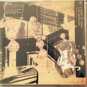 RADIOHEAD  ‎– I Might Be Wrong - Live Recordings LP