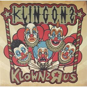 KLINGONZ – Klownz 'R' Us LP