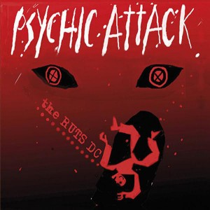 "RUTS DC – Psychic Attack 7"""