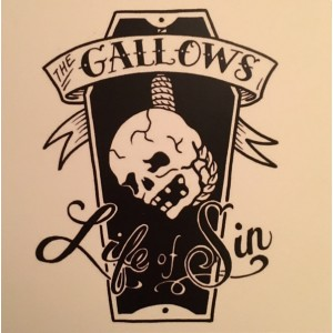 GALLOWS ‎– Life Of Sin LP