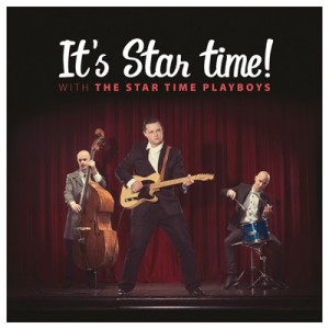STAR TIME PLAYBOYS It's Star Time 10""