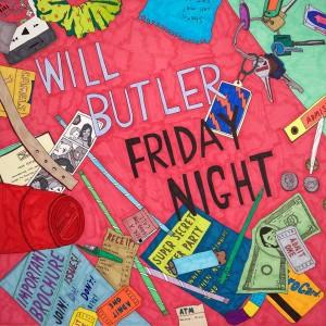 BUTLER, WILL – Friday Night LP