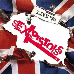 SEX PISTOLS – Live '76 BOX SET