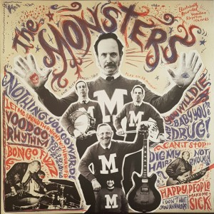 MONSTERS ‎– M LP