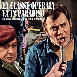 MORRICONE, ENNIO – La Classe Operaia Va In Paradiso LP