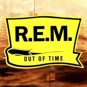 R.E.M. ‎– Out Of Time LP