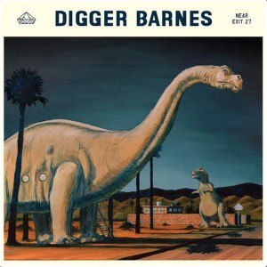 BARNES, DIGGER – Near Exit 27 LP