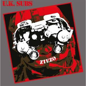 U.K. SUBS  – Ziezo LP