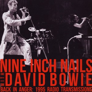 NINE INCH NAILS with BOWIE, DAVID - Back In Anger LP BOX SET