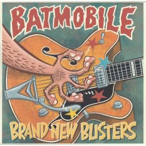 BATMOBILE – Brand New Blisters LP
