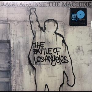 RAGE AGAINST THE MACHINE – Battle of Los Angeles LP