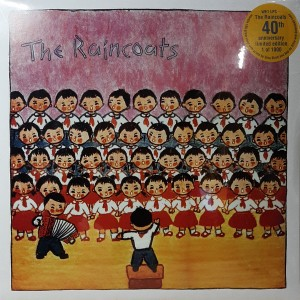 RAINCOATS - s/t LP